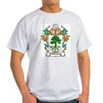 O'Finnerty Coat of Arms Ash Grey T-Shirt
