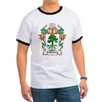 O'Finnerty Coat of Arms Ringer T