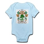 O'Finnerty Coat of Arms Infant Creeper