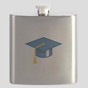 Graduation Flask