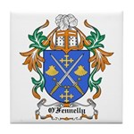 O'Fennelly Coat of Arms Tile Coaster
