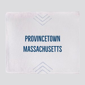 Provincetown Throw Blanket