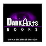 Dark Arts Tile Coaster