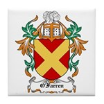 O'Farren Coat of Arms Tile Coaster