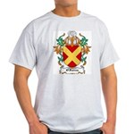 O'Farren Coat of Arms Ash Grey T-Shirt