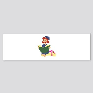 Graduation Sticker (Bumper)