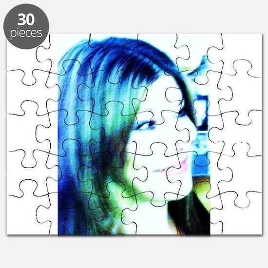 Corey Blue Puzzle