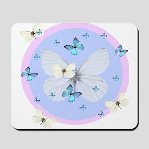 Flutter Delight Mousepad