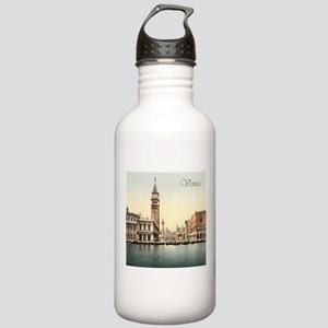 Vintage Venice Stainless Water Bottle 1.0L