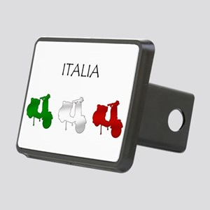 Italian Scooters Rectangular Hitch Cover