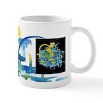 Atom Sea #12 Mug
