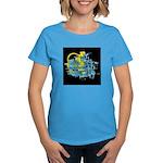 Atom Sea #12 Women's Dark T-Shirt