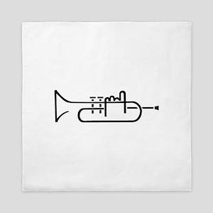 Trumpet Queen Duvet