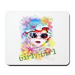 MM GirlyGirl Mousepad