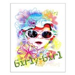 MM GirlyGirl Small Poster