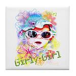 MM GirlyGirl Tile Coaster
