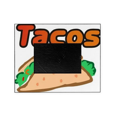 Taco Picture Frame
