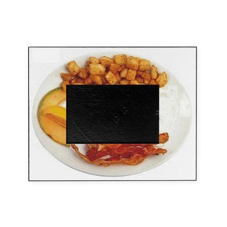 Breakfast Picture Frame