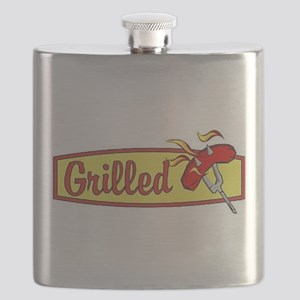 Grilled Flask