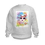MM GirlyGirl Kids Sweatshirt