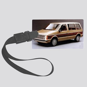 1984 Dodge Caravan Large Luggage Tag