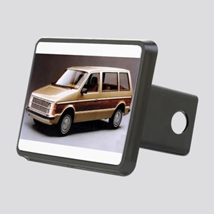 1984 Dodge Caravan Rectangular Hitch Cover