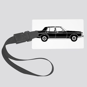 Lincoln Versailles Large Luggage Tag