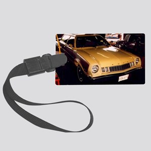 1977_Ford_Pinto Large Luggage Tag