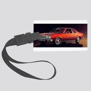 79 Concord Coupe Large Luggage Tag