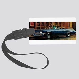 72 LeSabre Conv Large Luggage Tag