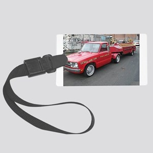 Ford Pickup Large Luggage Tag
