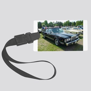 1988 Town Car Large Luggage Tag