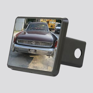 60s Lincoln Rectangular Hitch Cover