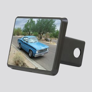 Plymouth Duster 1973 Rectangular Hitch Cover
