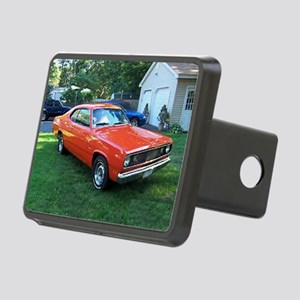 Duster Rectangular Hitch Cover