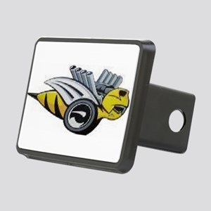 Bumble Bee Rectangular Hitch Cover
