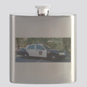Ford Crown Vic Flask