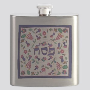 Passover Cover Flask