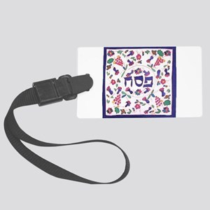 Passover Cover Large Luggage Tag
