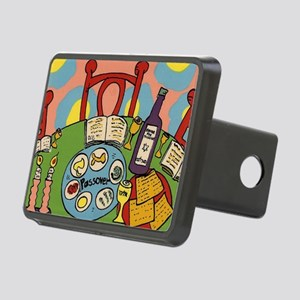 Seder Table Rectangular Hitch Cover