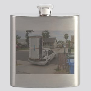 Red Neck Tempo Flask