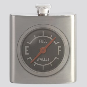 Gas Gauge Flask