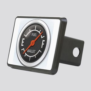 Gas Gauge Rectangular Hitch Cover