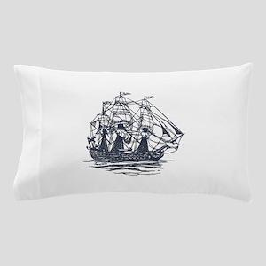 Nautical Ship Pillow Case