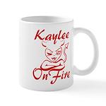 Kaylee On Fire Mug