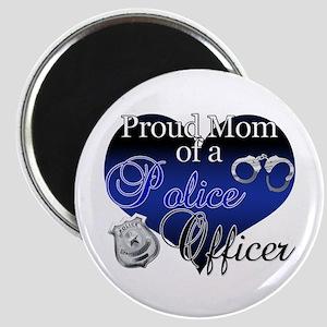 Police Mom Magnet