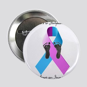 "Pregnancy and Infant Loss Awareness 2.25"" Button"