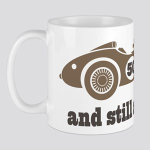 50th Birthday Classic Car Mug