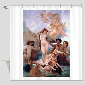 William-Adolphe Bouguereau Birth Of Venus Shower C