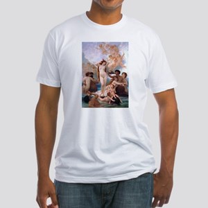 William-Adolphe Bouguereau Birth Of Venus Fitted T